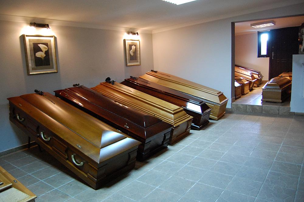 usługi pogrzebowe Styx